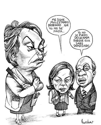 Caricatura de nuestro sistema educativo